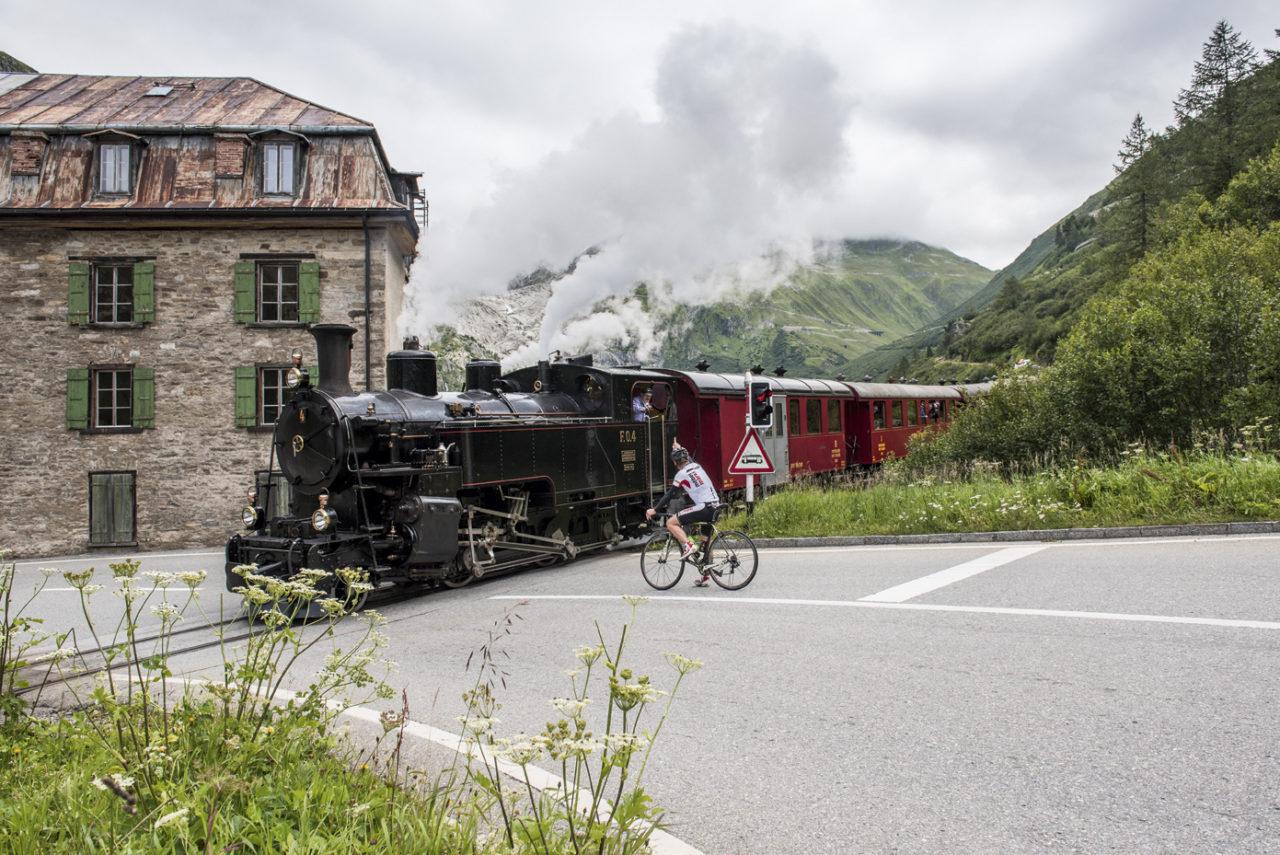 Cicloturismo in Svizzera