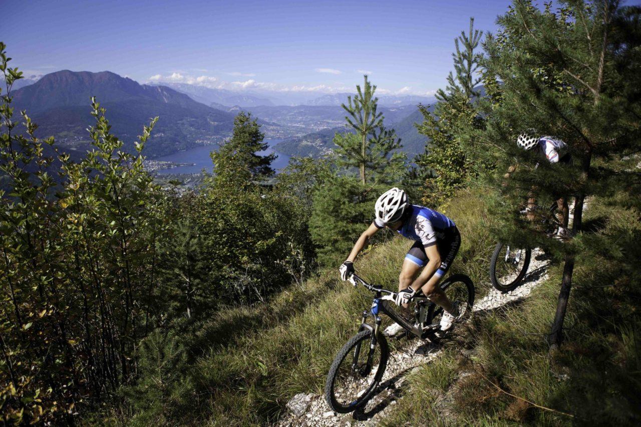 Valsugana: Approved Bike Area
