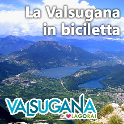 Cicloturismo in Valsugana