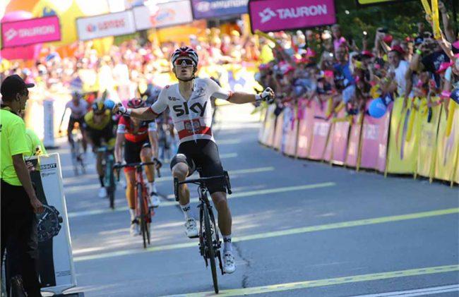 Giro di Polonia. Successo di Michal Kwiatkowski