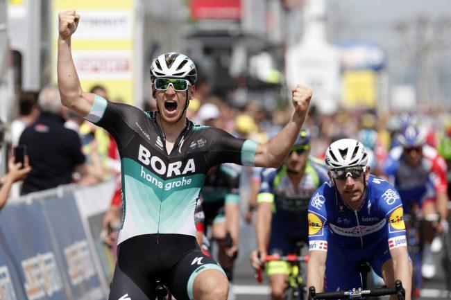 Giro di Polonia. Trionfo di ACKERMANN Pascal