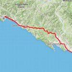 1° Giorno da Forte dei Marmi a Rapallo