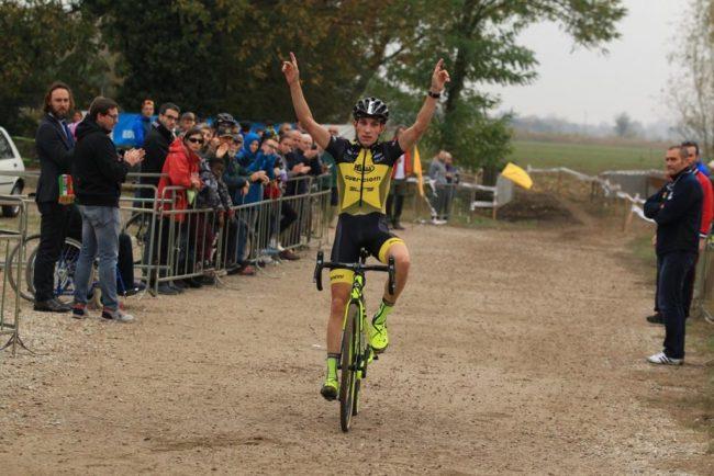 Trofeo di Lombardia. Trionfo di  Stefano Sala
