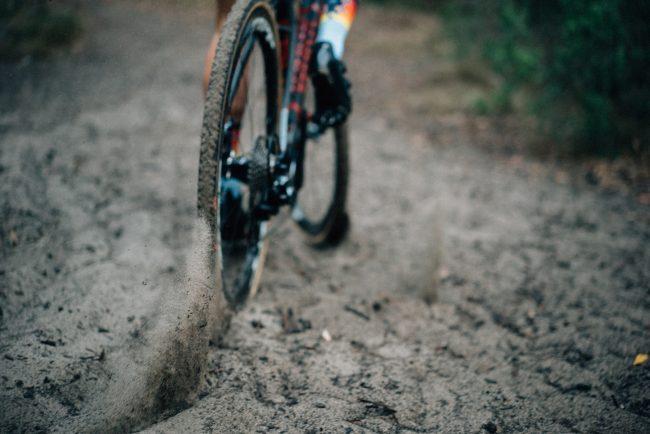 Ciclocross. Trionfo di Gabriele Bertini.