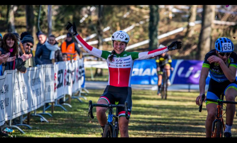 Sara Casasola ha vinto la quarta edizione del Trofeo Triveneto
