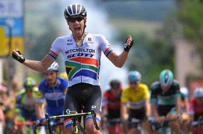 Riconferma di Daryl Impey come campione nazionale del sud africa .