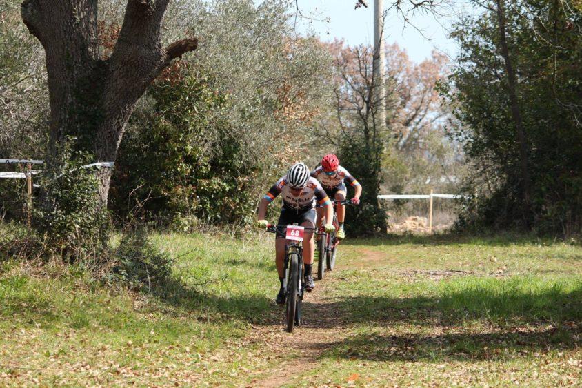 Successo della coppia  Paolo colonna e Mino ceci al Trofeo  Eracle .