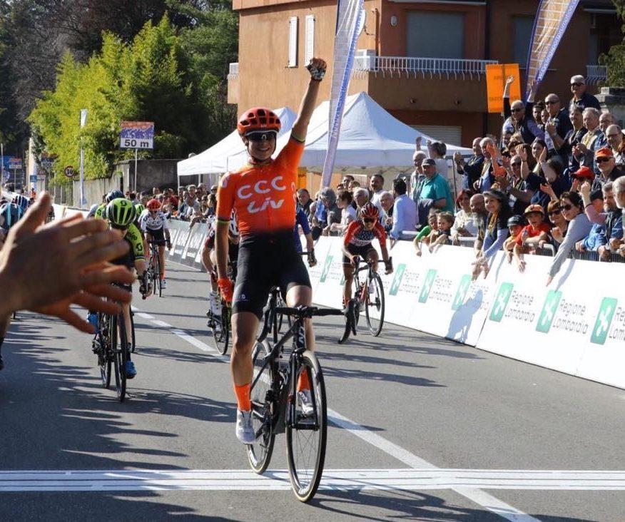 Successo Marianne Vos al Trofeo Alfredo Binda.