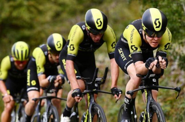 Strepitosa vittoria del team Mitchelton Scott nella prima tappa della Tirreno-Adriatico.