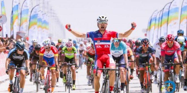 Successo di  Dusan Rajovic nella prima frazione del Tour de Rodi
