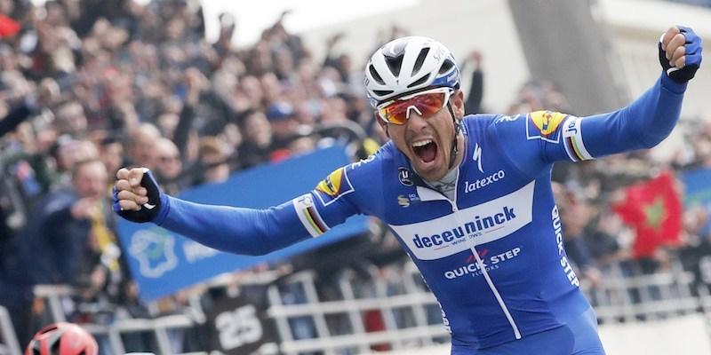 Successo di  Phillips Gilbert nel Tour de La Provence.