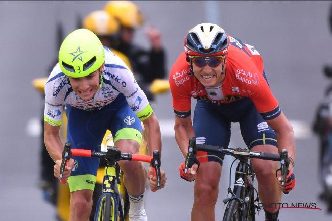 Successo di Dylan Teuns nella seconda tappa del Giro del Delfinato.