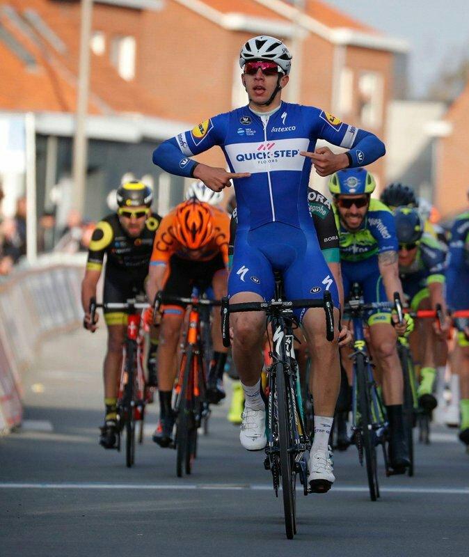 Successo di Enric Mas nella quarta tappa del Tour of Guangxi.