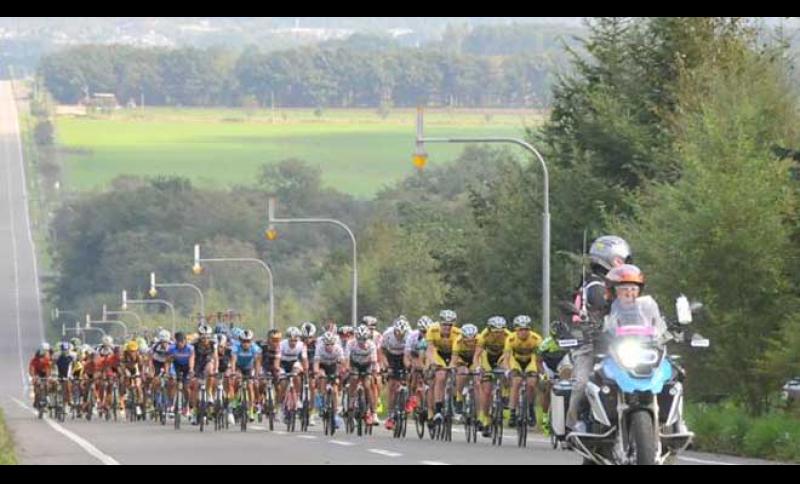Trionfo di Lasse Norman Hansen nel Giro di Danimarca.