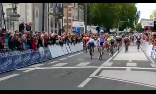 Successo di Marc Sarreac alla Paris-Bourges.