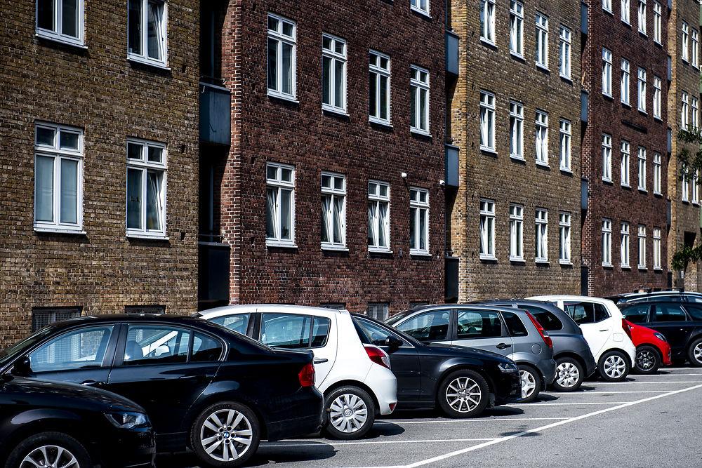 Copenhagen costeranno di più i parcheggi residenziali per ...
