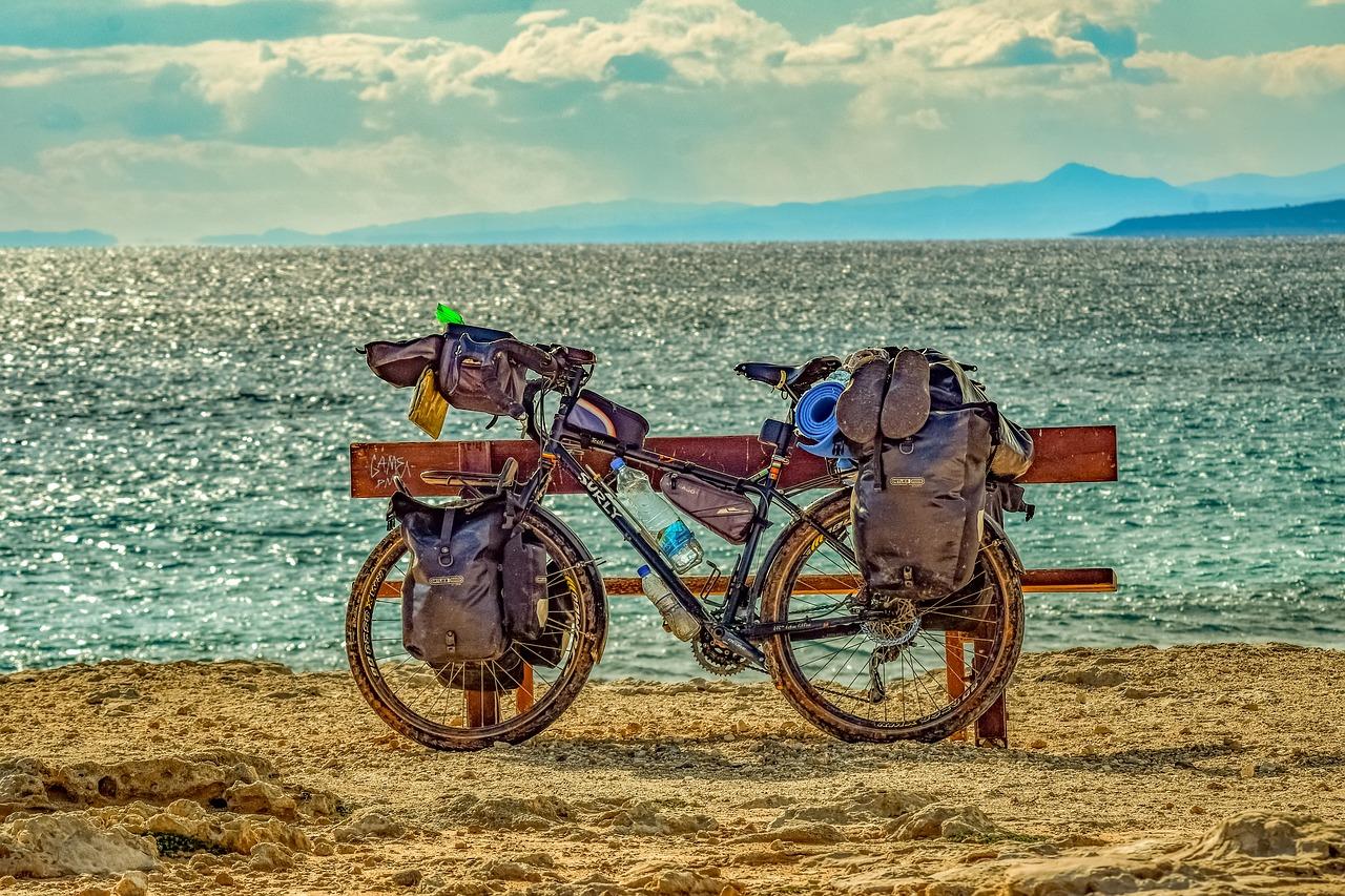 Cosa deve portare con se il cicloturista per un viaggio