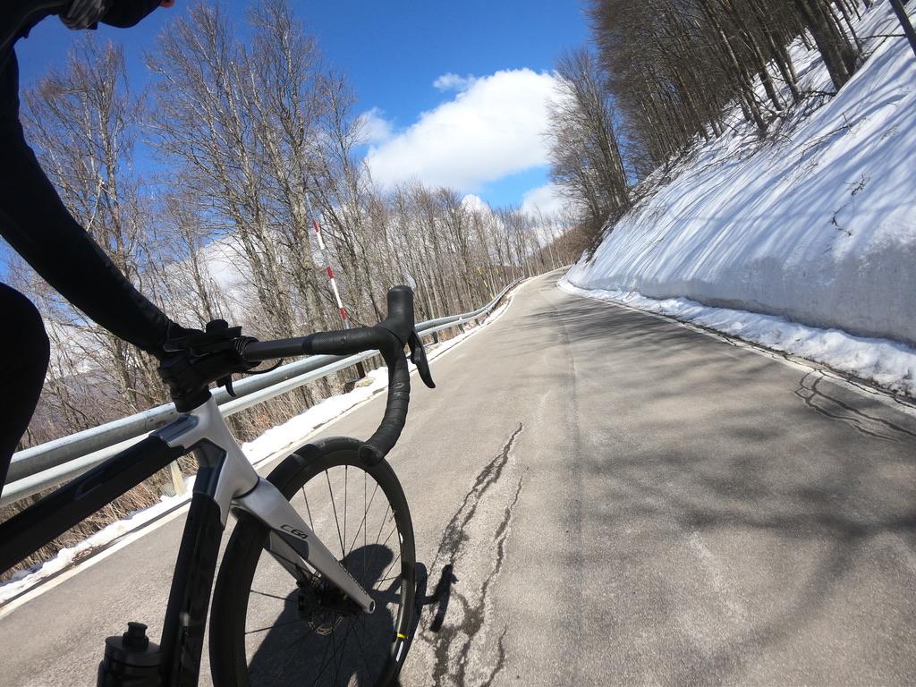 colnago c64 bike academy San Pellegrino in Alpe