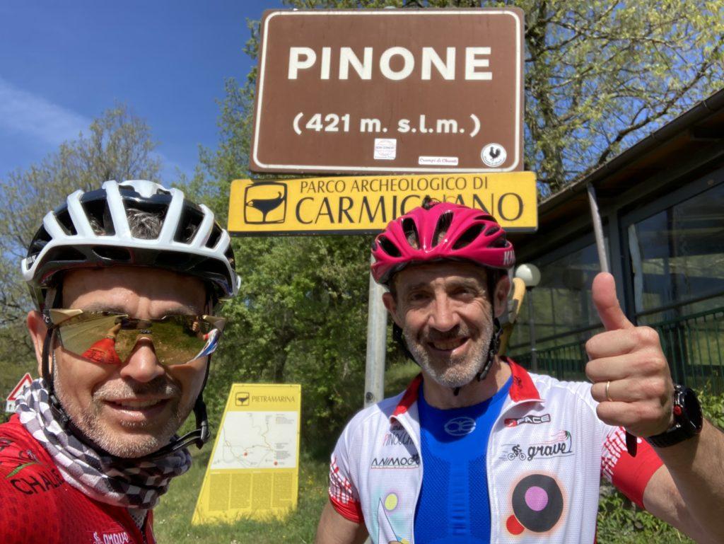 Guido Barlocco al Pinone