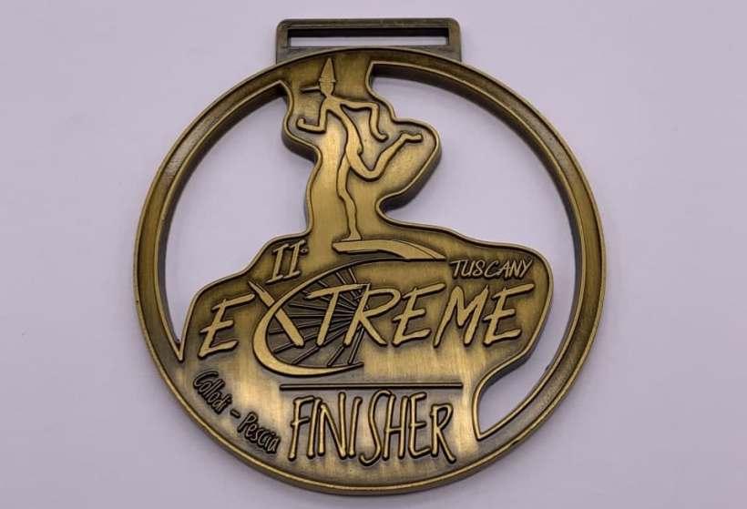 medaglia tuscany extreme